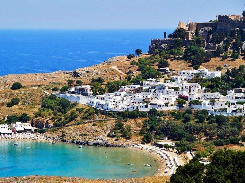 Aldemar Amilia Mare 5*, Греция, остров Родос