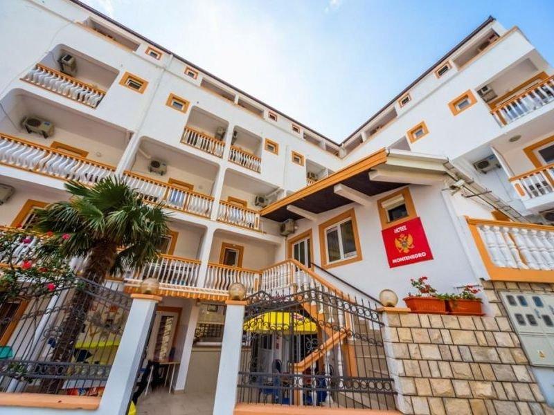 Hotel New Montenegro 1 4*, Чань, Черногория