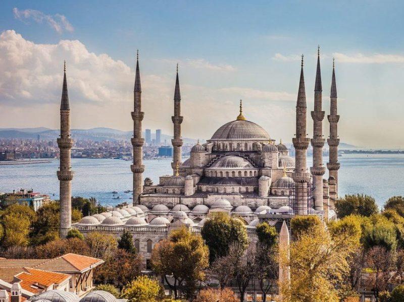 """Экскурсионный тур в Турцию: """"По следам великих цивилизаций"""""""