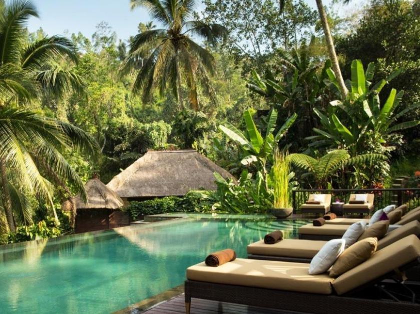 10 дней на сказачном Бали