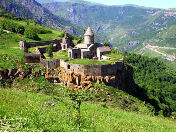 Армения за неделю