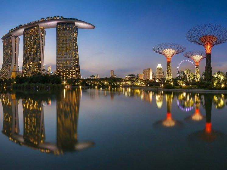 Авторский тур - Сингапур - Малайзия - Бали!