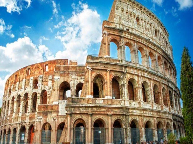 Синьора Италия тур по городам Италии.