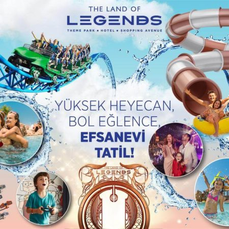 The Land Of Legends Kingdom Hotel 5*, Белек, Турция
