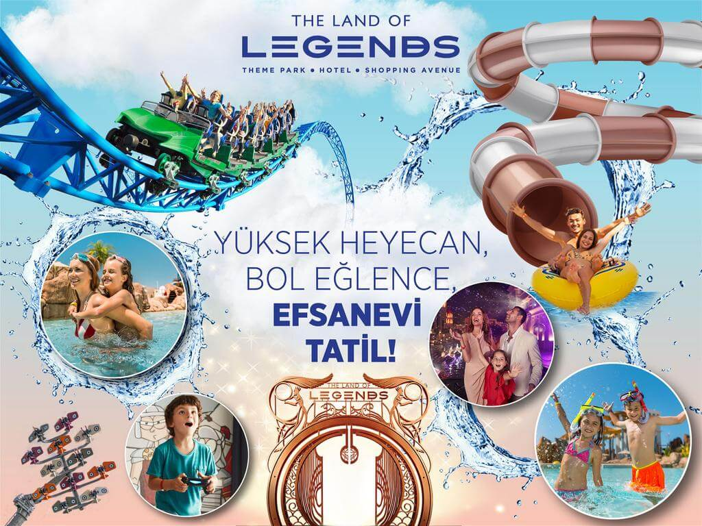The Land Of Legends Kingdom Hotel 5*, Белек, Турция