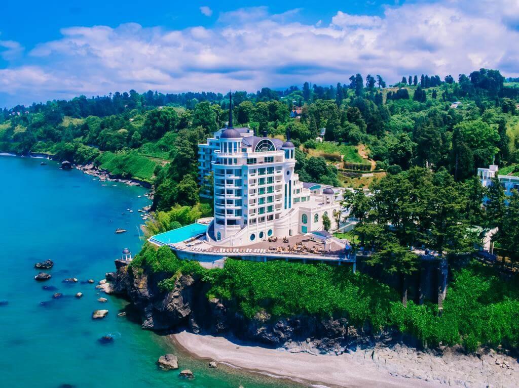 Castello Mare Hotel&Wellness Resort 5*, Кобулети, Грузия