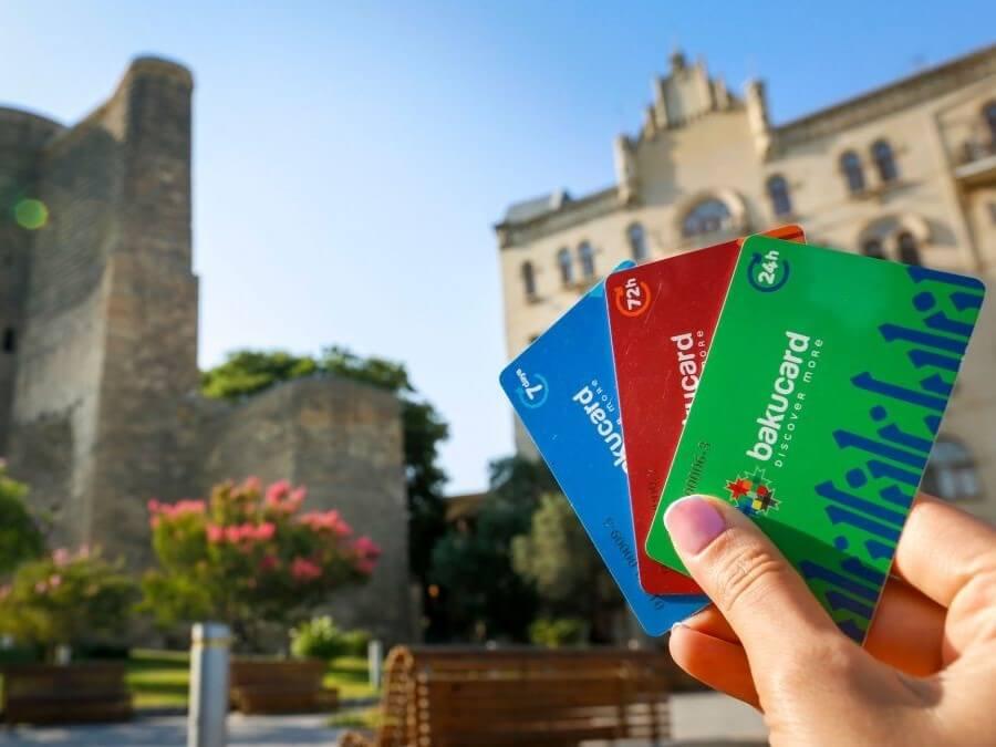 В Баку представили новую BakuCard