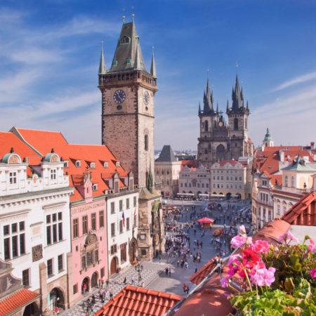 День Независимости в Праге