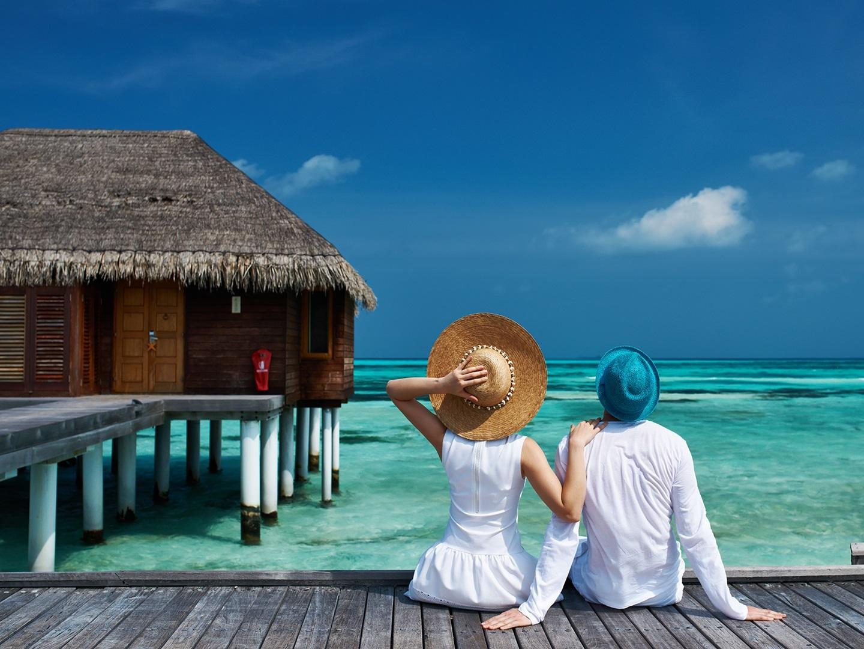 Мальдивы на День Влюбленных