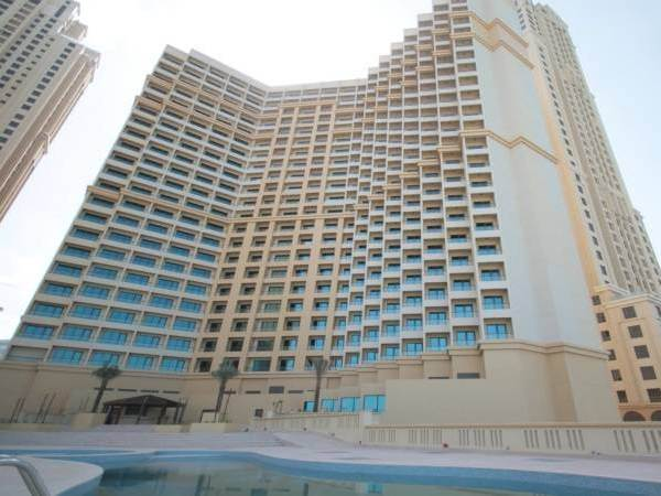 Ocean View Hotel 4*, Дубай Марина, ОАЭ