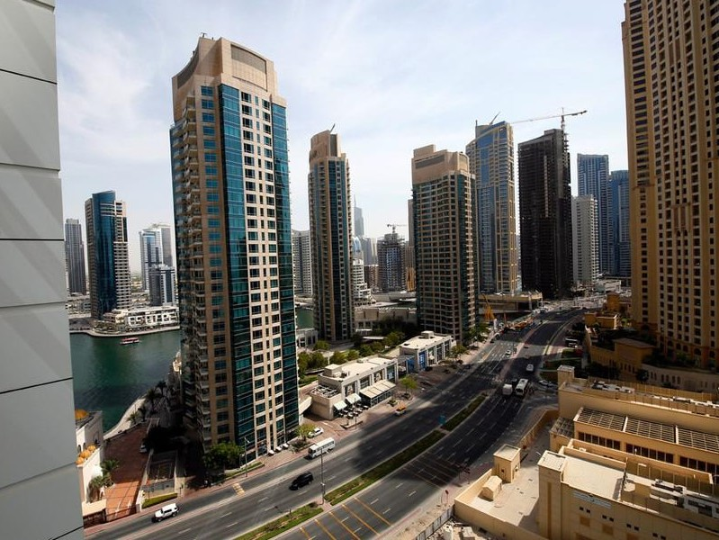 Barcelo Residences Dubai Marina Apt, Дубай - Аль Барша, ОАЭ