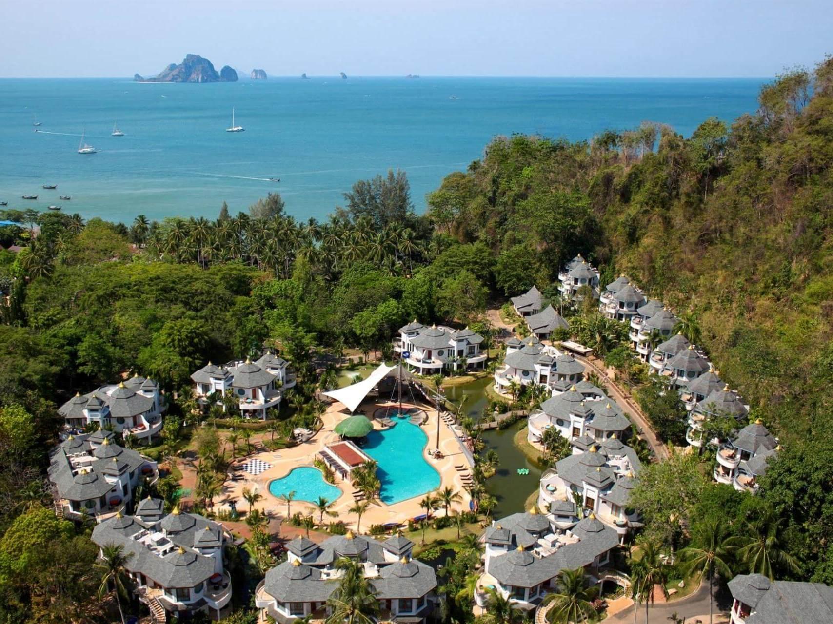 Krabi Resort 4*, Краби, Тайланд