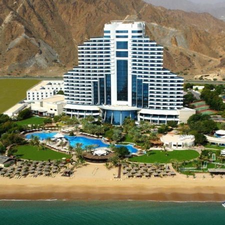 Le Meridien Al Aqah Beach Resort 5*, Фуджейра, ОАЭ