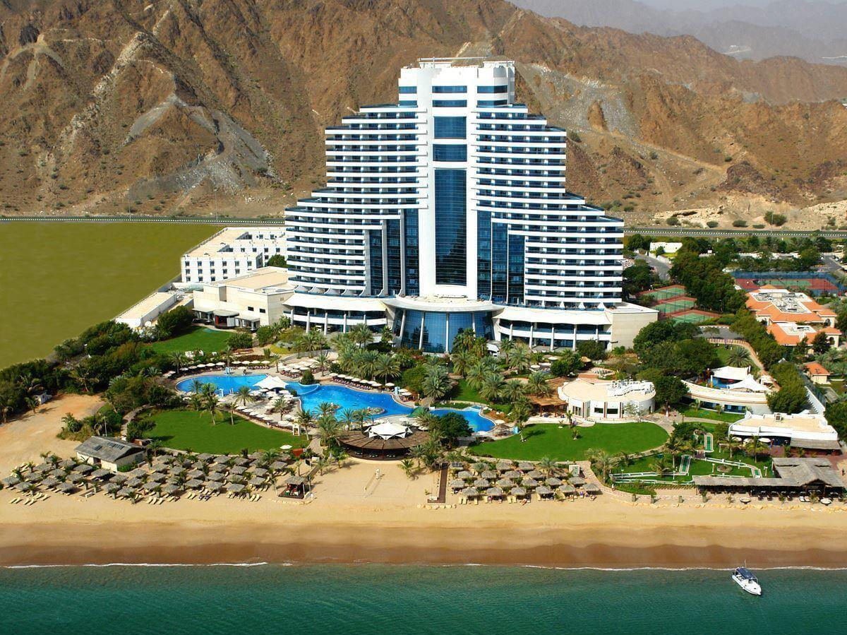 Le Meridien Al Aqah Beach Resort 5*, Фуджейра, ОАЭ