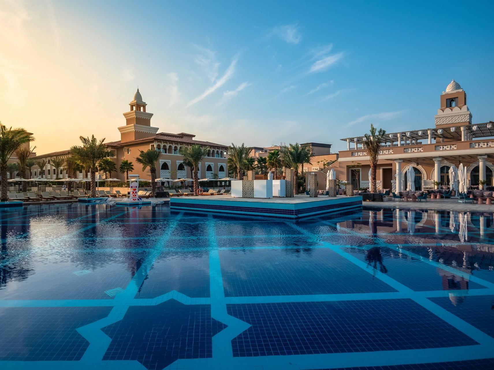 Rixos Saadiyat Island 5*, Абу Даби, ОАЭ