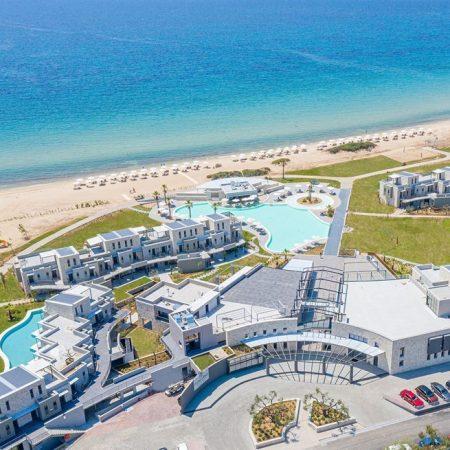 Portes Lithos Luxury Resort 5*, Халкидики, Греция