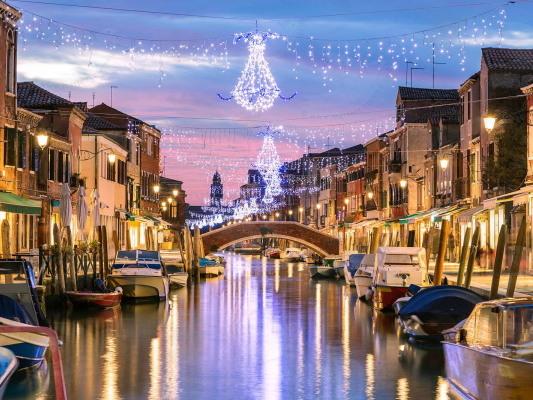 Новый Год в Италии: Классика Рим-Венеция