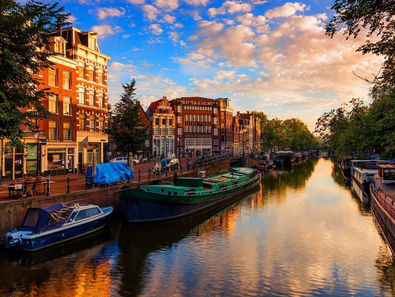 Амстердам - Антверпен - Брюссель