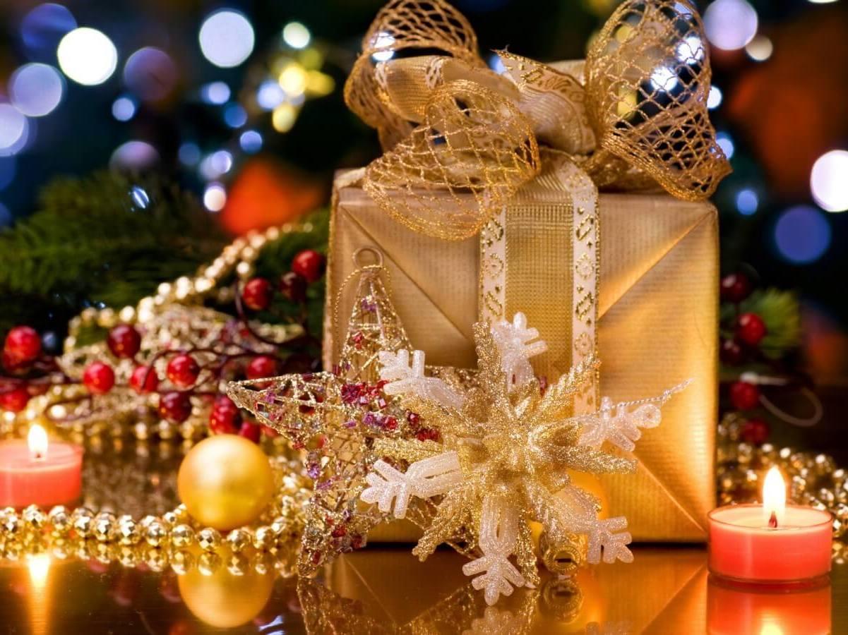 Новогоднее волшебство в Грузии