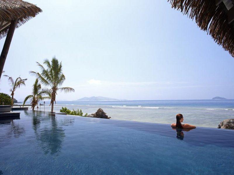 Tadrai Island Resort 5* de Luxe, Фиджи