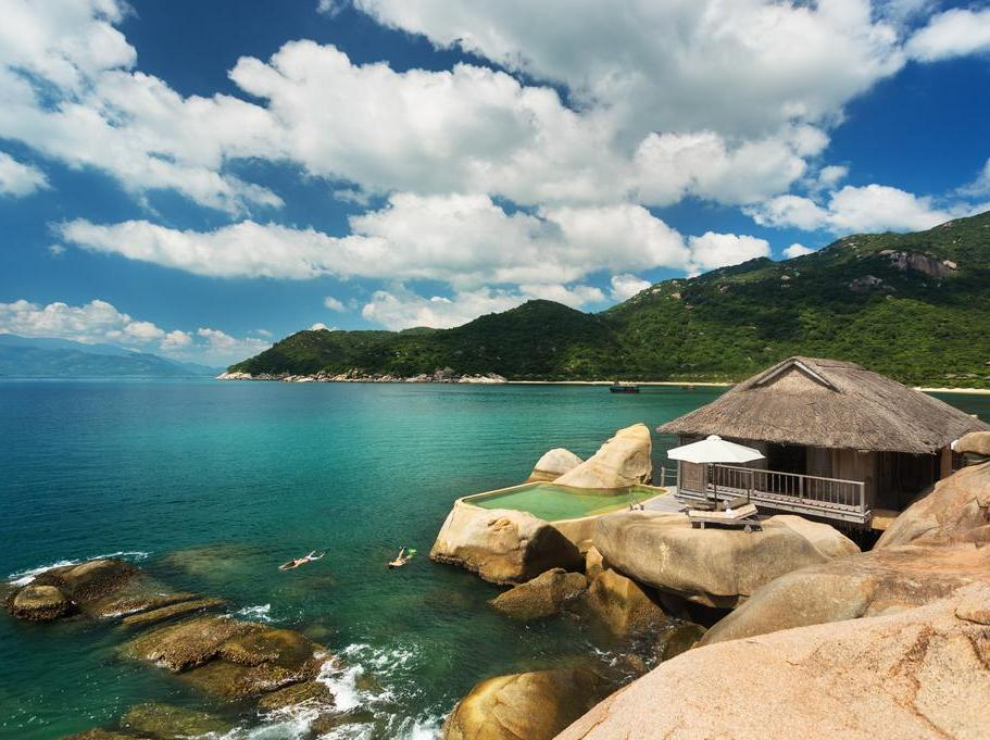 Six Senses Ninh Van Bay 5* de Luxe, Бухта Ниньван, Вьетнам