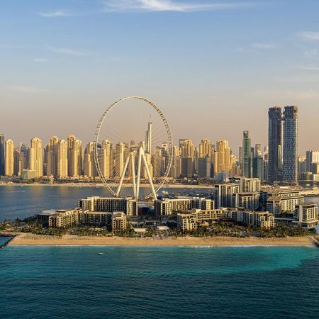 Caesars Resort Bluewaters 5*, Дубай, ОАЭ