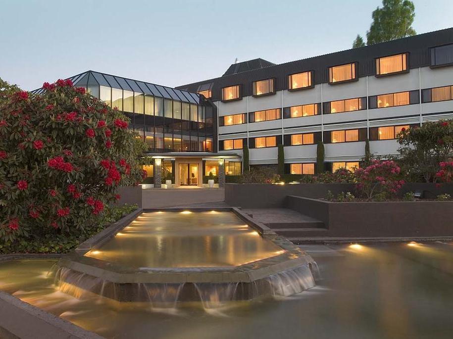 The George Hotel 5*, Крайстчёрч, Новая Зеландия