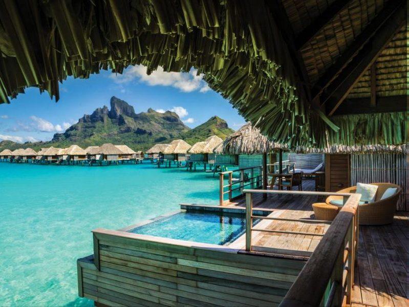 Four Seasons Resort Bora Bora 5*Deluxe, Французская Полинезия