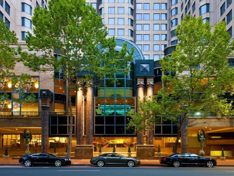 Sydney Sheraton on the Park 5* Сидней, Австралия