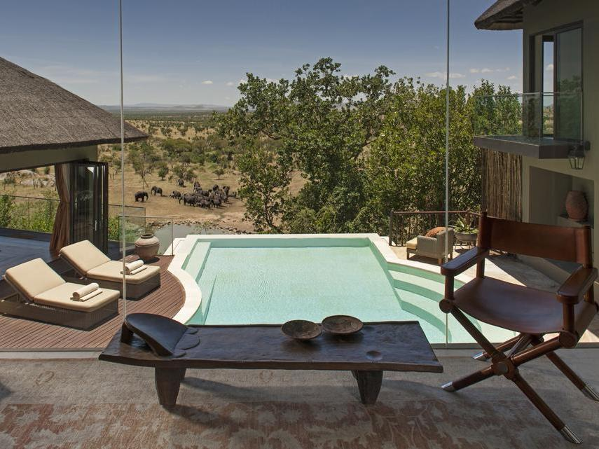Four Seasons Safari Lodge Serengeti 5*