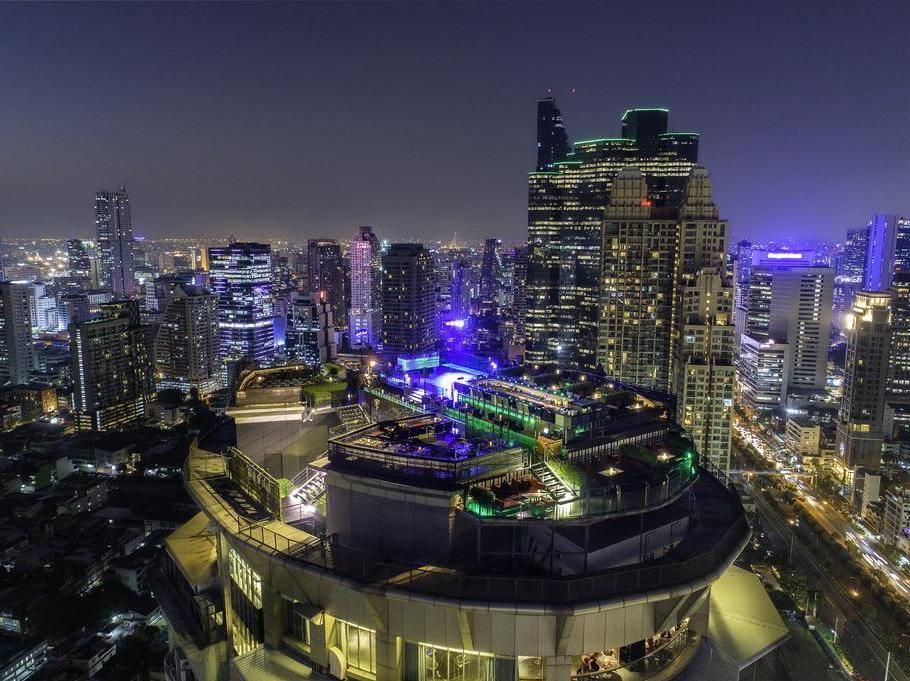 Anantara Sathorn Bangkok Hotel 5*, Бангкок