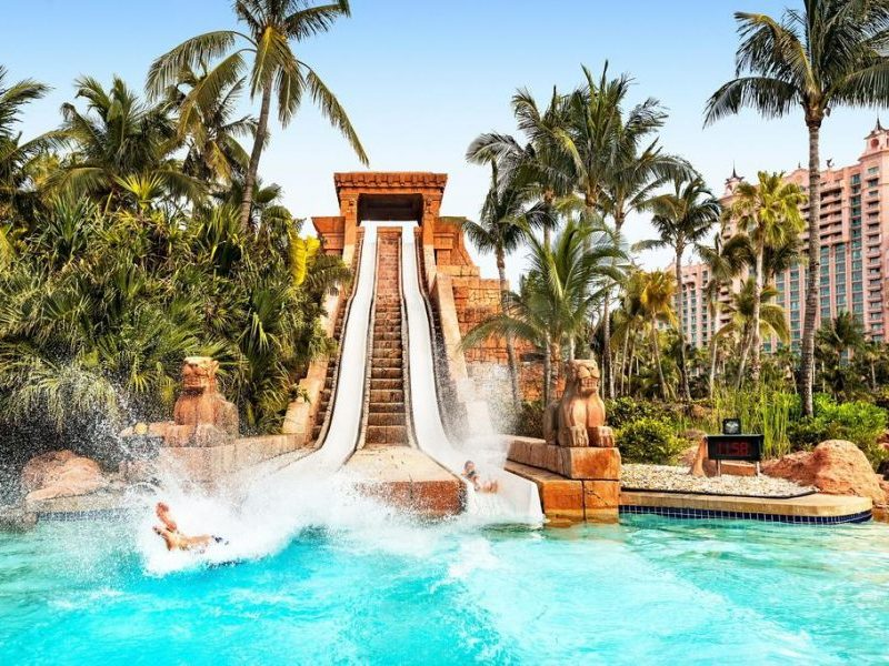 Atlantis Paradise Island Resort - The Reefs 5*, Багамские острова