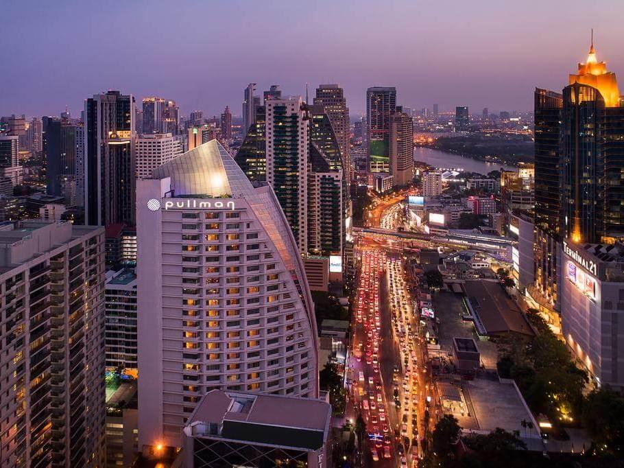 Pullman Bangkok Grande Sukhumvit 5*, Бангкок