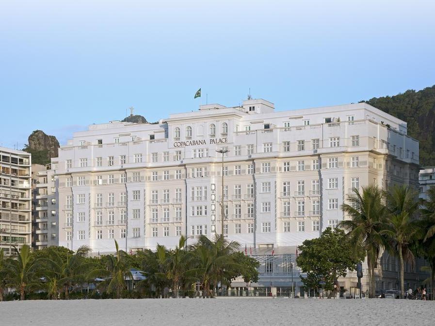 Belmond Copacabana Palace Hotel 5* de Luxe