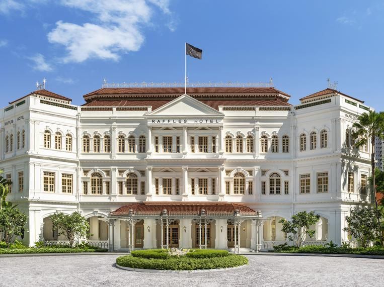 Raffles Hotel Singapore 5* de Luxe