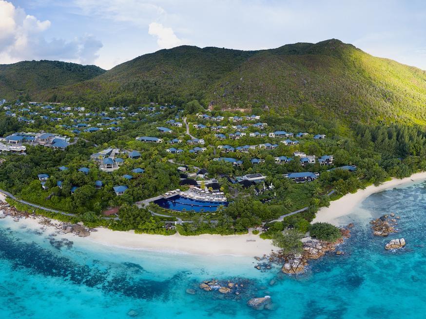 Raffles Praslin Seychelles 5* Deluxe