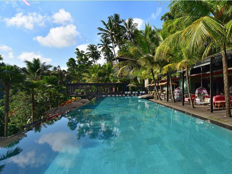 Chapung Se Bali Resort 5*, Убуд