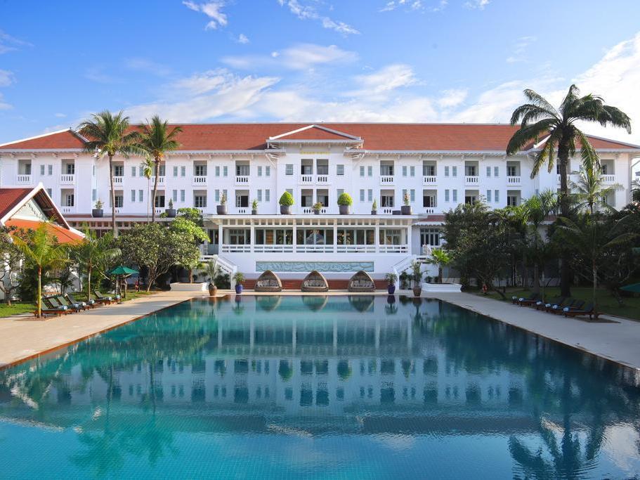 Raffles Grand Hotel d'Angkor 5* de Luxe