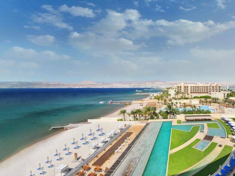 Kempinski Hotel Aqaba 5*