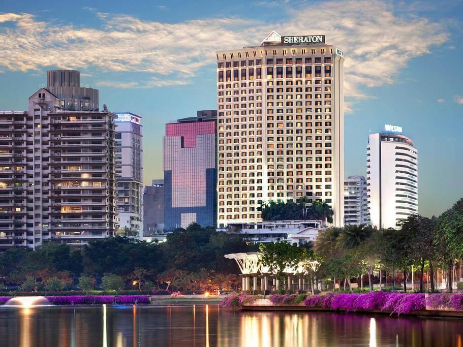 Sheraton Grande Sukhumvit a Luxury Collection Hotel 5*, Бангкок