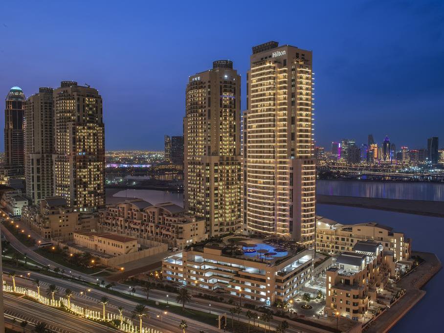 Hilton Doha The Pearl Residences 5*, Доха