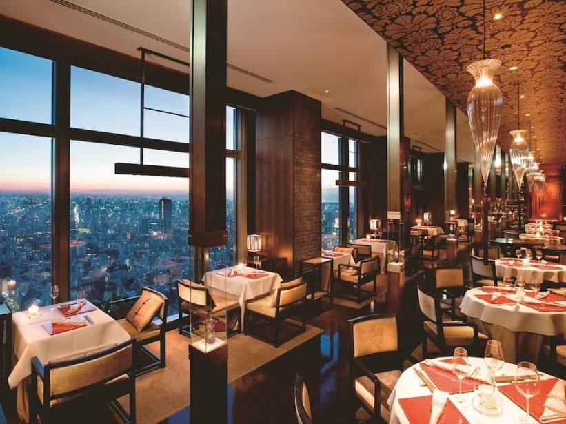 Mandarin Oriental 5*, Токио