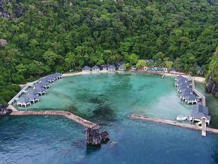 El Nido Resorts Lagen Island 5*