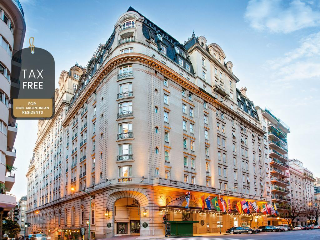 Alvear Palace Hotel 5*, Буэнос-Айрес