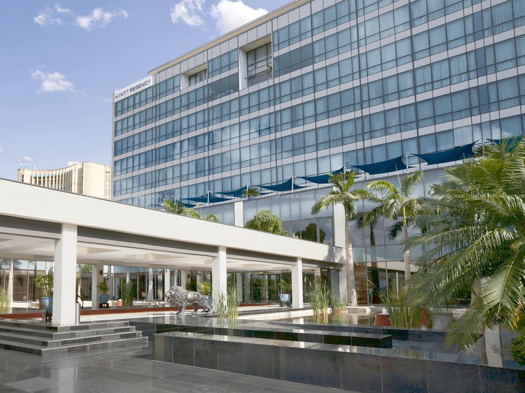 Hyatt Regency Dar es Salaam 5*