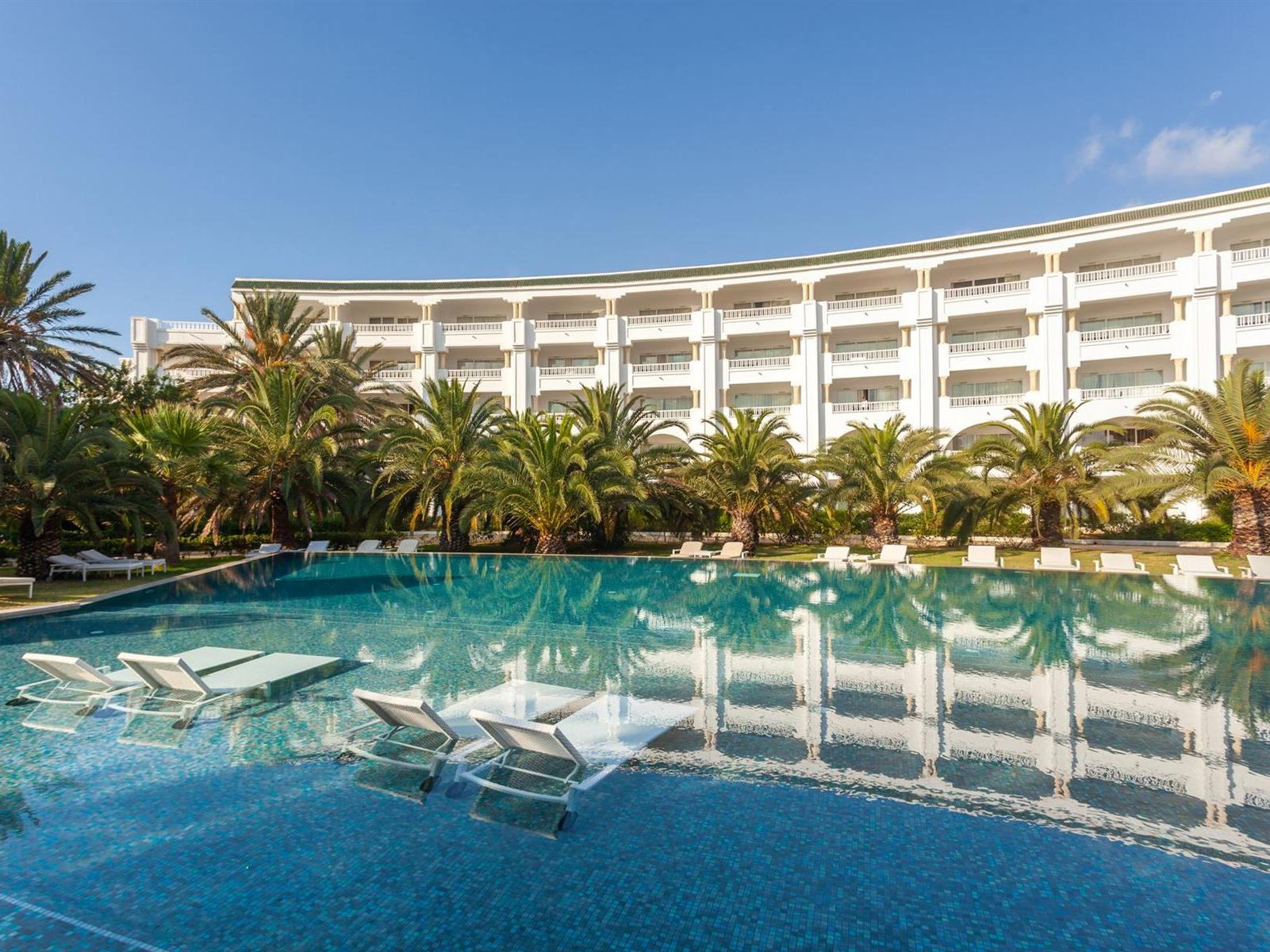 Tui Blue Oceana Suites (adults only from 16) 5*/HV1, Хаммамет