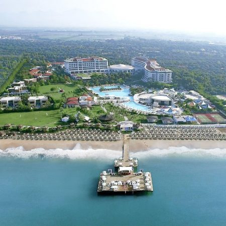 Ela Quality Resort Belek 5*, Белек
