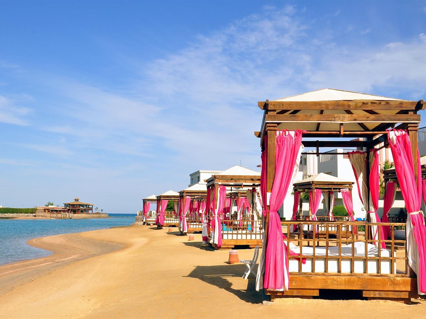 Sunrise Crystal Bay Resort 5 *, Хургада