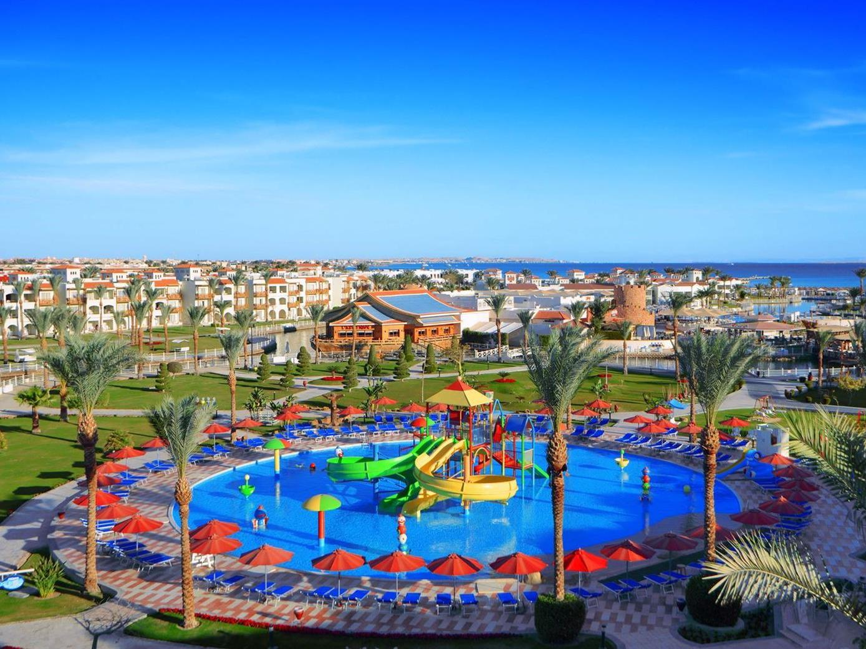 Dana Beach Resort 5*, Хургада