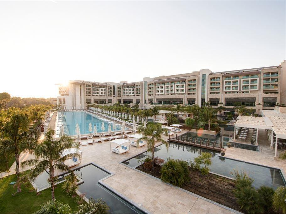 Regnum Carya Golf & SPA Resort 5*, Белек